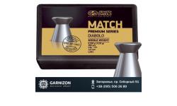 Пульки 4,5мм JSB Match Premium middle 0,520г (200шт) /1015-200/, пач