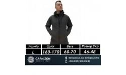 Тактическая куртка Softshell Esdy Urban 03. Оригинал. + 2 внутр кармана. Черная