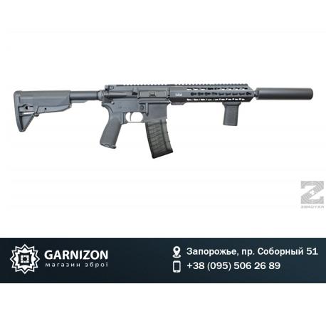 Версия охотничьего самозарядного карабина Zbroyar Z-15 7.62x35 (.300AAC)