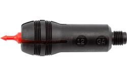 Вишер нейлоновый Bore Tech для ружей 12 кал. Резьба - 5/16-27 М. Материал - нейлон.
