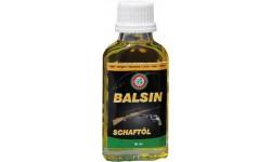 Масло для ухода за деревом Balsin 50 мл. Светло-коричневое