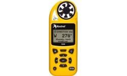 Метеостанция Kestrel 5500 Weather Meter Bluetooth. Цвет - Желтый. В комплекте флюгер и чехол