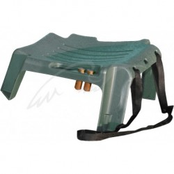 Сидушка стрелковая MTM Shooters Rump Rest. Цвет - зеленый