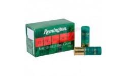 Патрон Remington BP Big Game кал. 12/70 дріб №3/0 (4,3 мм) навіска 36 г
