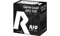 Патрон RIO Load Game-36 (RIO 100) кал. 12/70 дріб №3 (3,5 мм) навіска 36 г