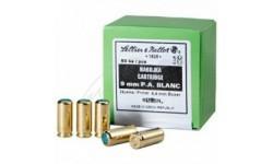 Холостий Патрон пістолетний Sellier &amp Bellot кал. 9 мм