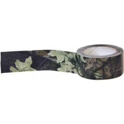 Маскировочный скотч Allen Camo Duct Tape. Размеры - 5 см х 18,3 м. Цвет - Mossy Oak Break-Up.