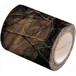 Маскировочная лента Allen Camo Cloth Tape (матерчатая). Размеры - 5 см х 9,15 м. Цвет - Mossy Oak Break-Up.