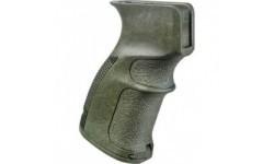 Рукоятка пистолетная FAB Defense AG для АК-47/74 (Сайга). Цвет - оливковый