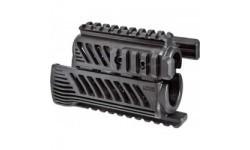 Цевье FAB Defense KPR полимерное для АКСУ/Вулкан. Цвет - черный