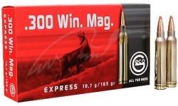Патрон RUAG GECO EXPRESS 300 Win Mag TM 10,7 G