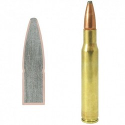Патрон Remington кал.7mm Rem Mag куля Core-Lokt Pointed Point Soft маса 9,1 г/ 140 гран. Поч. швидкість 826 м/с.