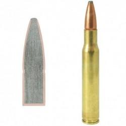 Патрон Remington кал.30-06 Sprg куля Core-Lokt Pointed Point Soft маса 11,7 г/ 180 гран. Поч. швидкість 823 м/с.