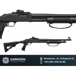 "Ружье охотничье Mossberg M500A  кал.12 18"" Tactical STK/SHL"