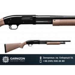 """Ружье охотничье Maverick M88 кал.12 18.5"""" Synthetic FDE (Pistol grip)"""