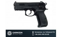 Пистолет пневматический ASG CZ 75D Compact. Корпус - металл