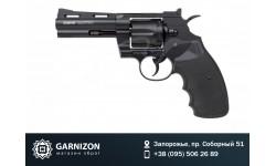 Револьвер пневматический Diana Raptor. Длина ствола - 4 дюйма