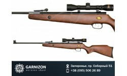 Гвинтівка пневматична Beeman Teton Gas Ram кал. 4,5 мм (приціл 4х32)